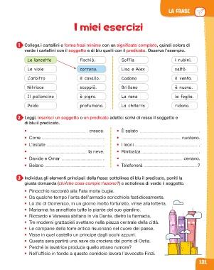 Page 19 Sussidiario Dei Linguaggi Grammatica