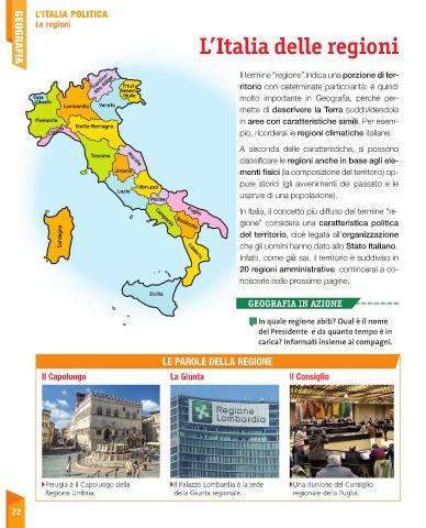 Cartina Politica Italia Con Capoluoghi Di Regione.Page 24 Voceterra5 Geografia