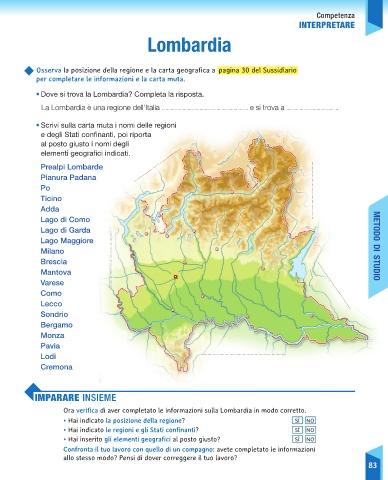 Cartina Muta Italia Per Verifica.Page 85 Voceterra5 Geografia