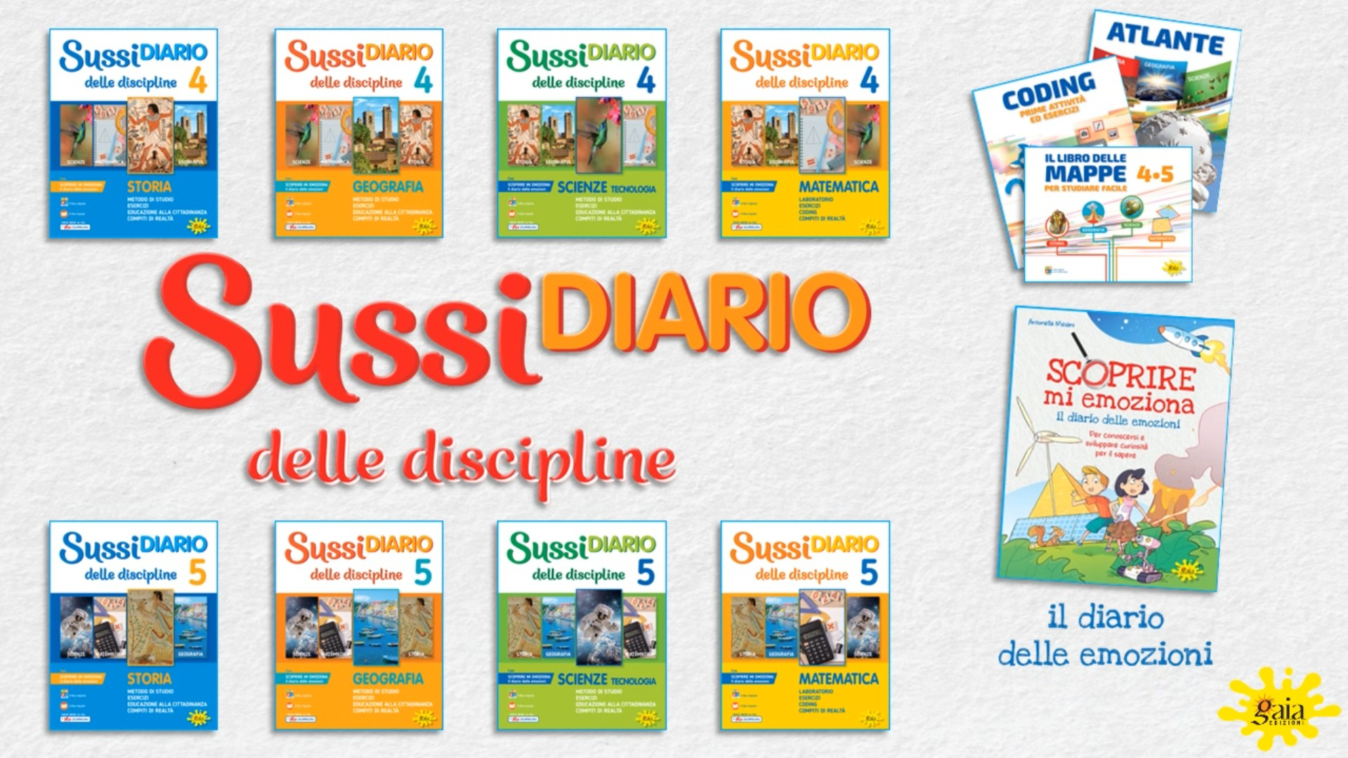 SUSSIDIARIO DELLE DISCIPLINE DA SCARICARE
